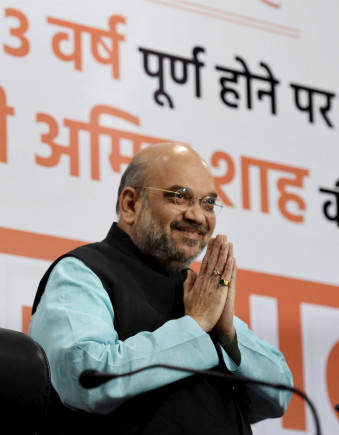 BJP has always supported free trade, free agriculture: Amit Shah