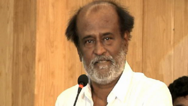 Rajinikanth leaves door open on joining politics, says it's 'Left to God'