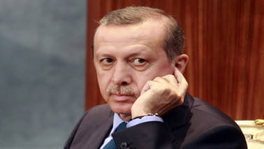 Recep Tayyip Erdogan in the Gulf seeking to ease Qatar crisis