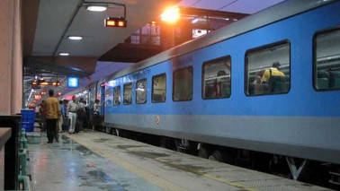 From October, you will be offered films and music on Rajdhani, Shatabdi trains