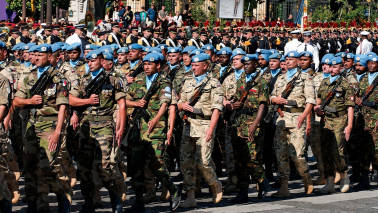 UN International Peacekeeping Day: India is second-largest troop & police contributing country