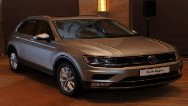 Volkswagen launches Tiguan SUV at Rs 27.68 lakh to take on Toyota Fortuner