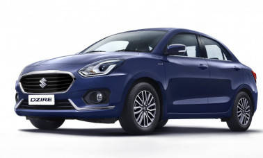 Maruti Dzire's new version crosses 1 lakh sales mark in over 5 months