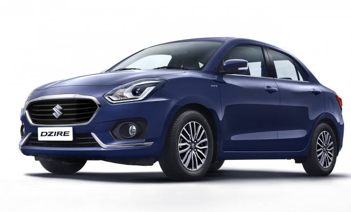 Maruti Suzuki launches all new Dzire. Built on a fifth generation B platform the Dzire is built using high tensile steel making it light weight to deliver better environmental performance and fuel efficiency.