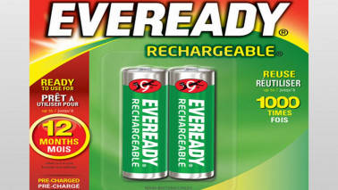 Will take price hikes in AA & AAA batteries: Eveready