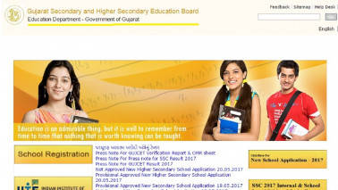 Gujarat Board GSEB SSC Class 10 Result 2017 declared on gseb.org; overall pass percentage at 68.24