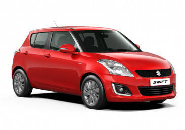 Maruti Swift beats Alto as best selling model in April
