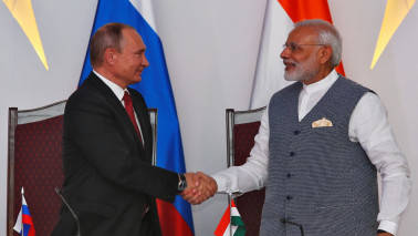 India,Russia to conclude negotiations for military platforms
