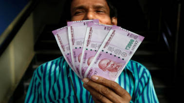 Indian rupee opens higher at 64.04 per dollar