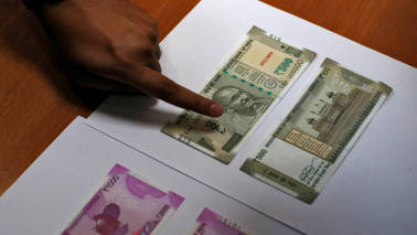 Indian rupee falls back into red at 65.47 against dollar