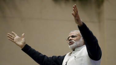 PM Modi welcomes surveys on his govt's performance