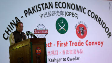Pakistan faces challenges in building economic corridor with China: Minister