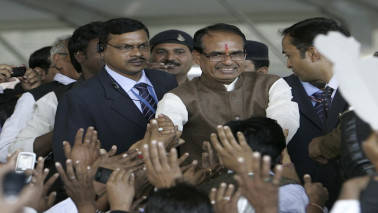 MP CM Shivraj Singh Chouhan arrives in US seeking investments for state
