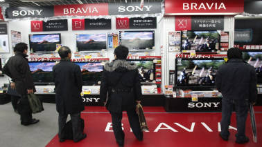 Consumer electronics market growing in GST regime: Sony official