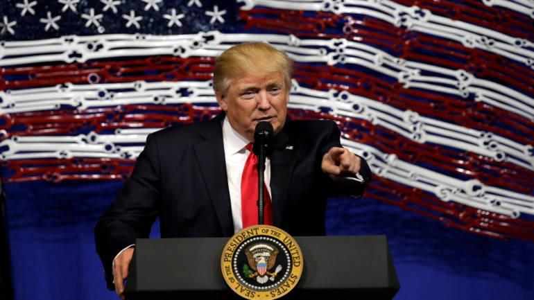 Probe will prove no conspiracy with Russia: Donald Trump