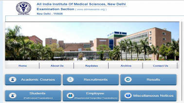 Health ministry cites fund crunch, tells AIIMS to prioritise projects