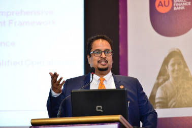 Au Finance Bank's IPO was a necessity more than a choice: CEO