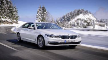 BMW launches 5 Series at Rs 49.9 lakh
