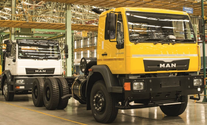 Volkswagen#39;s truck making companies, MAN and Scania join forces to crack India CV market