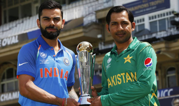 India wins toss, elect to bowl against Pakistan in CT final