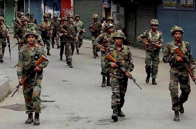 Sending 4 more CRPF cos to Darjeeling, Kalimpong: Centre to SC