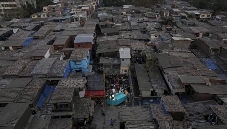 Maharashtra govt joins hand with SBI to re-start 3,500 slum rehabilitation projects