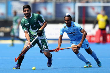 India humble Pakistan 6-1 in World League Semifinals