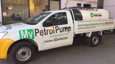 Fill your car's gas tank with just a click — Bengaluru startup begins diesel delivery at home