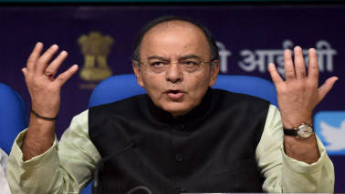 Jaitley asks Mehbooba to implement GST from July 1