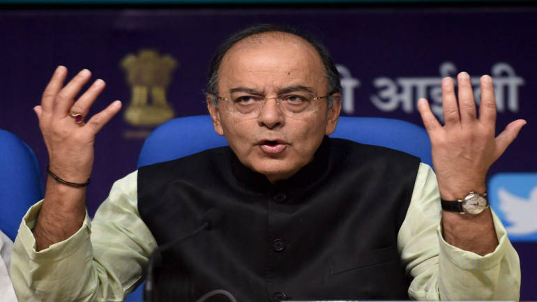 Govt has not written off single rupee of corporate loans: FM Jaitley