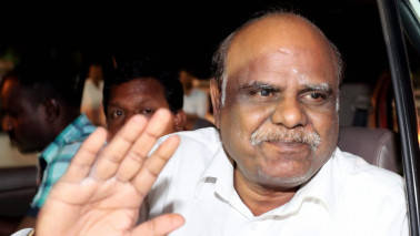 Supreme Court turns down C S Karnan's interim bail plea
