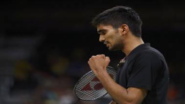 Super Srikanth lifts Australian Open Super Series