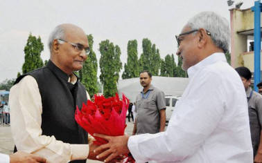 NDA announces Bihar governor Ram Nath Kovind as its presidential candidate
