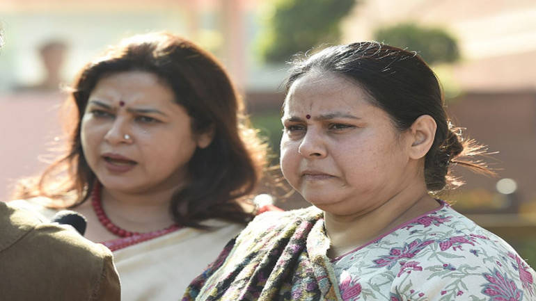 Misa Bharti grilled for 8 hours by ED in money laundering case