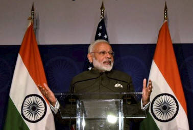 The world's a key beneficiary of strong India-US ties, says Narendra Modi