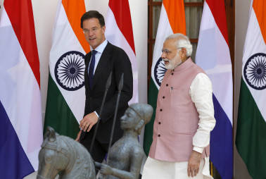 India is a land of opportunities: Narendra Modi tells Dutch CEOs