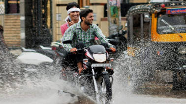 Here's an update on the monsoons