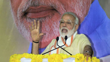 PM Modi asks people to work to create 'new India' by 2022