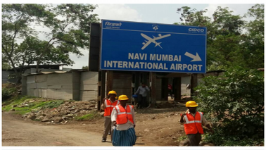 Will the Navi Mumbai International Airport impact property prices in the region?