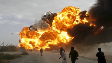 123 killed, 100 injured as oil tanker explodes in Bahawalpur district of Pakistan