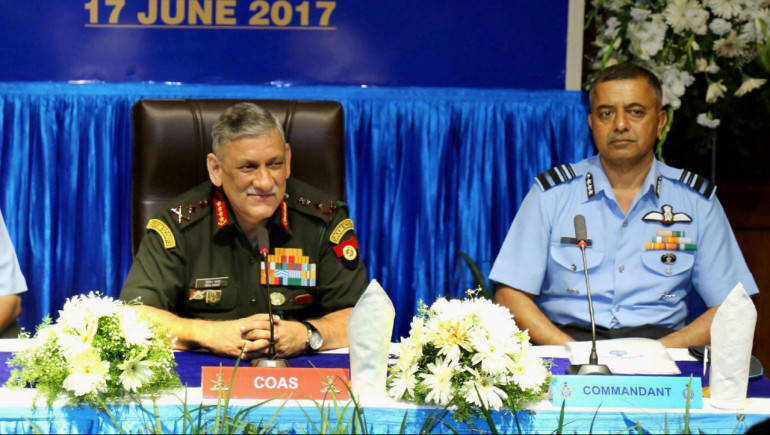 Human shield incident circumstances-based: Army chief