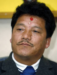 CBI seeks arrest warrant against Bimal Gurung
