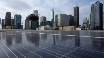 An excess in solar capacities to facilitate fall in tariffs: Morgan Stanley