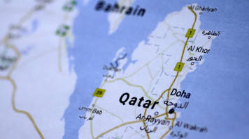 Qatar refuses to 'outsource foreign policy' to resolve Gulf crisis