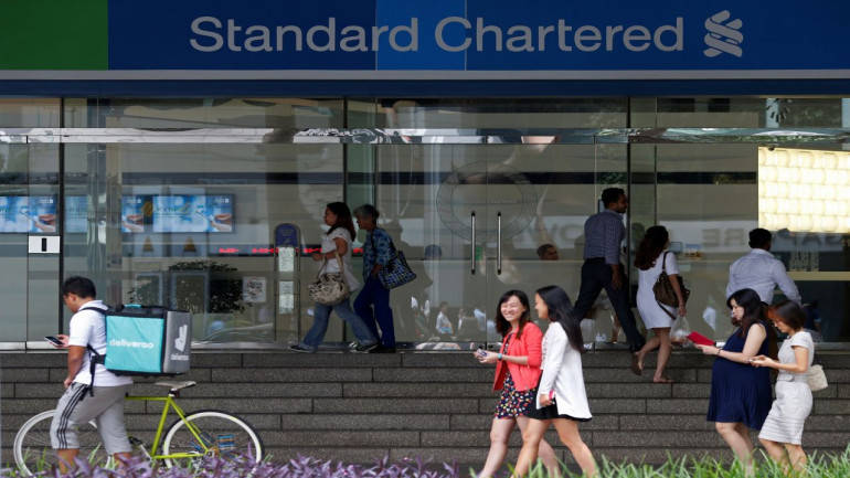 Standard Chartered Outlines Investment Bank Growth Targets