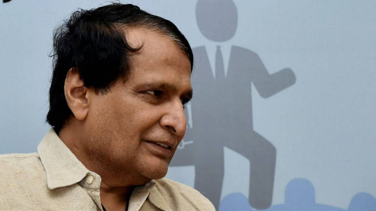 Suresh Prabhu to inaugurate Science Express Exhibition Train on July 18