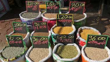 Government to dispose of 5 lakh tonnes of pulses buffer stock by March