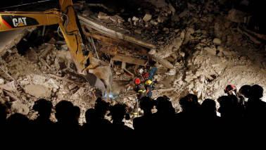 Earthquake of magnitude 6.4 strikes off Japan: USGS