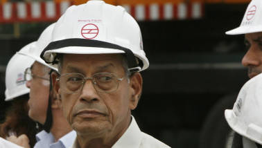 Metro man E Sreedharan put back on track by Yogi to build more metros