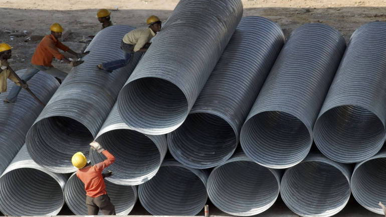 Indian Hume Pipe soars 4% on work order from Tamil Nadu Water Board
